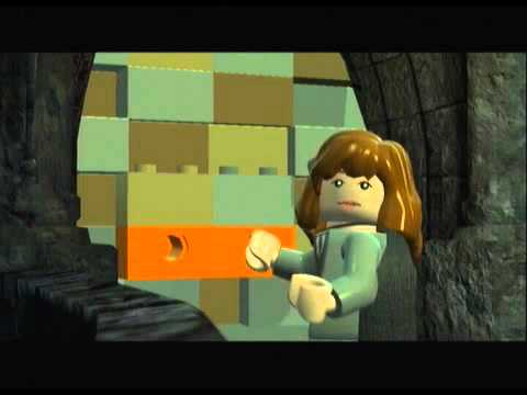 Lego Harry Potter Years 1-4 Walkthrough Part 13: Duelling Club & Polyjuice Potion