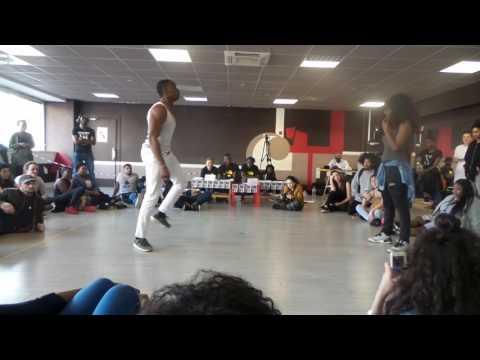 1/4 Afro Facine vs Anna A du Move For Movement édition IV