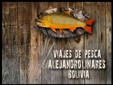 Viajes de Pesca - Aventura en Bolivia