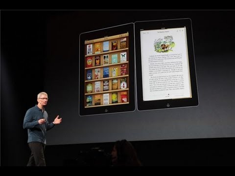 CNET News - Apple shows off new iBooks app