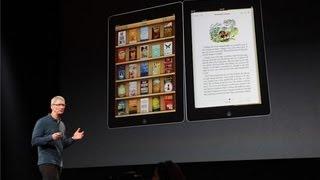 CNET News - Apple shows off new iBooks app