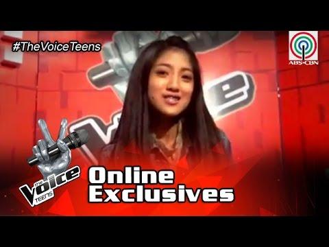 The Voice Teens Philippines Kalma Cover: Masterpiece - Chloe Redondo