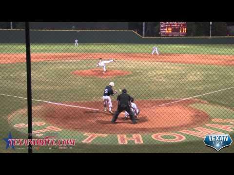 Concordia Lutheran vs St. Thomas Baseball Highlights