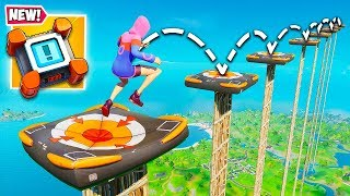 *NEW* CRASH PADS ARE AMAZING!! - Fortnite Funny Fails and WTF Moments! #870