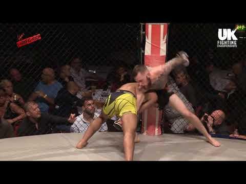 #UKFC5 - Amateur 69kg Catchweight - Corey Fry Vs. Jamal Raja