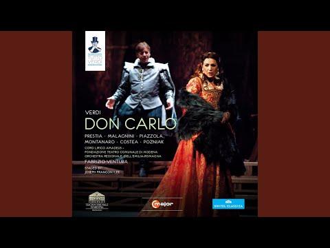 Don Carlo*: Act II: Perduto Ben, Mio Sol Tesor (Carlo, Elisabetta)