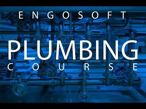 محاضره هامه جدا من دورة تصميم شبكات الصحي الداخلي(plumbing course)
