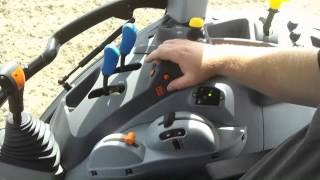 Test ciągnika New Holland T5.105 Electro Command