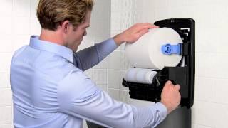 SofPull® Mechanical Towel Dispenser- Loading Instructions Thumbnail