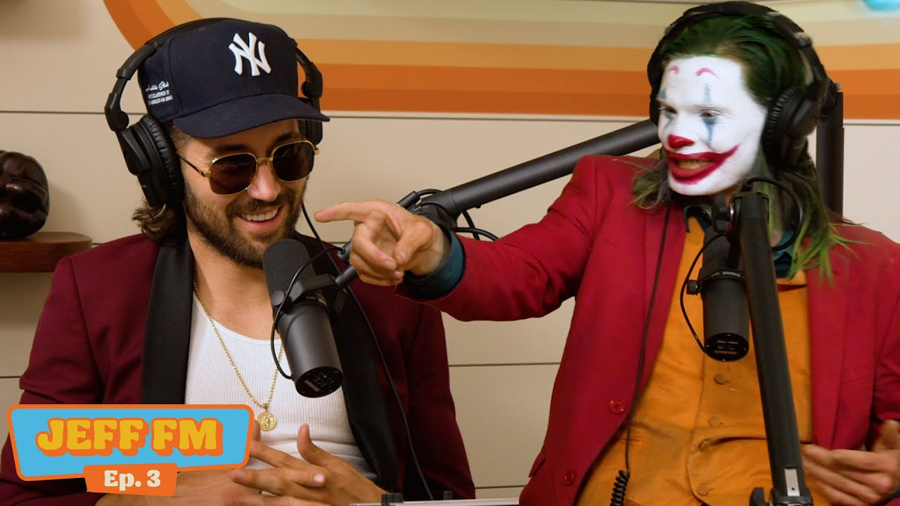 INTERVIEW WITH THE REAL JOKER | JEFF FM | Ep. 3