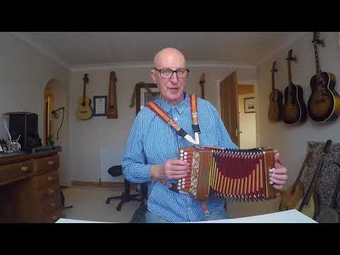 Auld Lang Syne - DG Melodeon Video Tutorial For Beginners