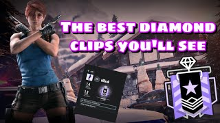 The best diamond clips you'll ever see