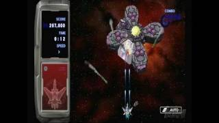 Star Soldier R Nintendo Wii Gameplay - Two Minute Mode