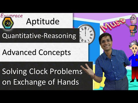 Solving 2 Kinds of Clock Problems: Tricks for Angle-Time & Special Positions (0,90 & 180 deg)