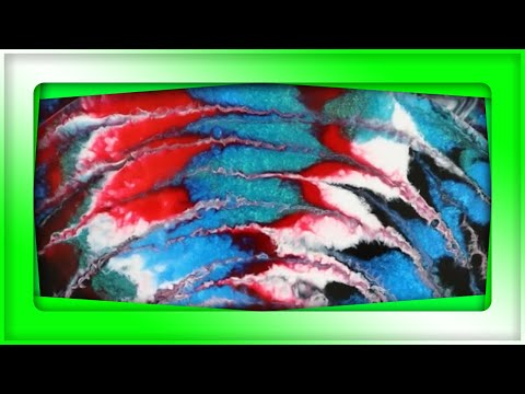 Stick effects in Resin..Resin Art By