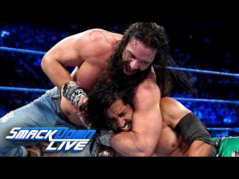 Ali vs. Elias – King of the Ring Match: SmackDown LIVE, Sept. 3, 2019