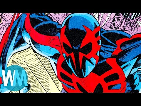 Top 10 Alternate Reality Versions of Spider-Man