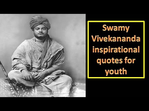 swamy vivekananda inspirational thoughts every youth