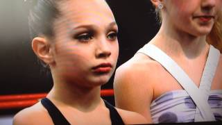 Dance moms Asia is at the top of the pyramid