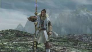 Lost Odyssey Xbox 360 Gameplay - Early Combat (Import)
