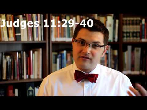 Child Sacrifice in the Bible