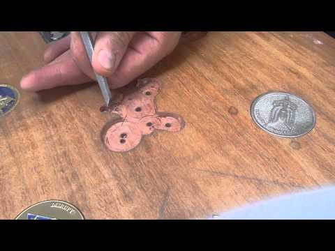 how to make wood inlay patterns