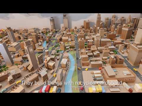 WAD 7.0 – Cardboard City (Promo)