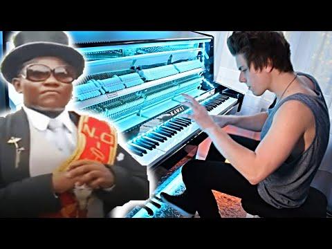 Coffin Dance on PIANO