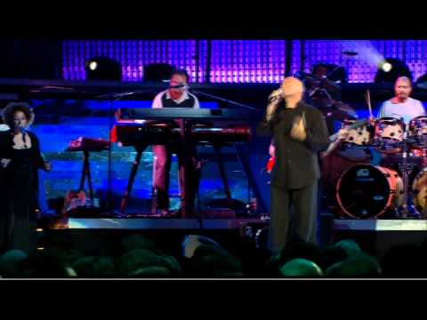 Phil Collins -- Against All Odds (Live 2004) HD