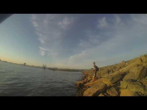 Oroville roadtrip Fishing&Family