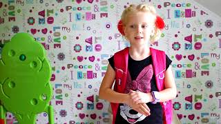 Рюкзаки для младших и средних классов. Обзор школьных рюкзаков с ортопедической спинкой от QbagTV