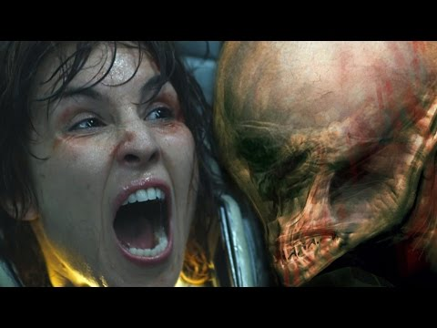 SHAW IS AN ALIEN? THEORY EXPLAINED ALIEN COVENANT NEWS SHAW'S FATE AFTER PROMETHEUS