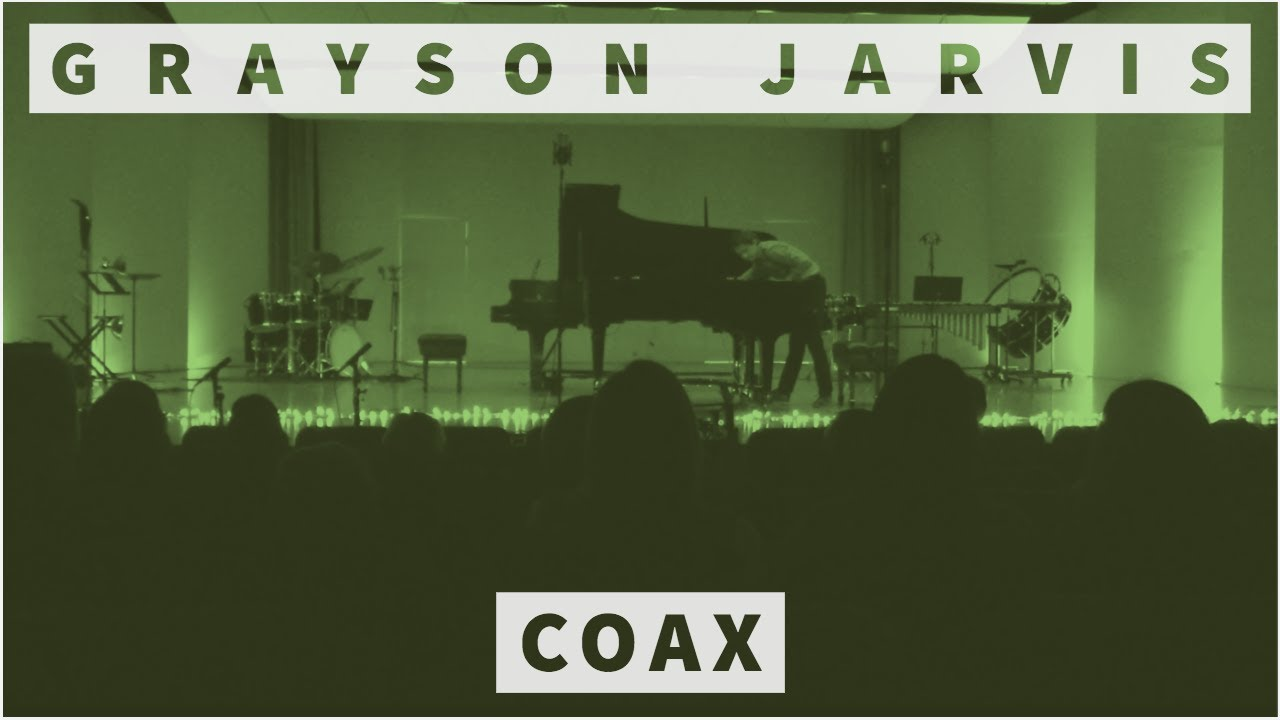 Grayson Jarvis - Coax (Live)