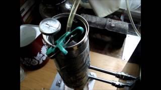 KEMA Warmwasserspeicher Wasserstoff Reaktor