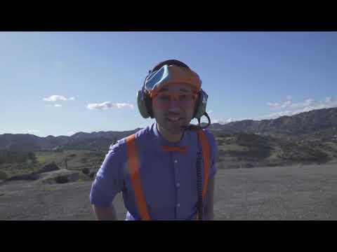 Blippi Toys! Blippi Firefighting Helicopter Learn Machines For Kids With Songs For Children