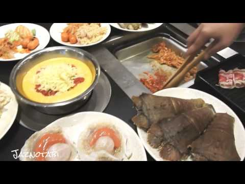 Seoul Garden's All-U-Can-Eat Dinner Buffet at Harbourfront Centre