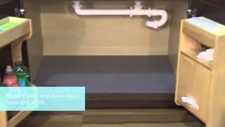 Medallion Cabinetry: Sink Mat, Kitchen Storage Part 7