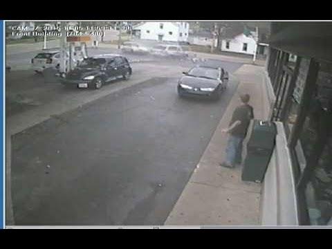 Download RAW: Piqua hit and run caught on surveillance video