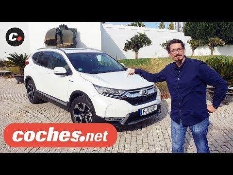 Honda CR-V Hybrid 2019 SUV | Primera prueba / Test / Review en español | coches.net