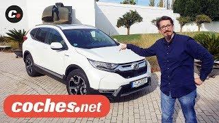 Honda CR-V Hybrid SUV | Primera prueba / Test / Review en español | coches.net