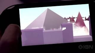 PS Vita's Mind Bending Metrico in Action