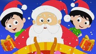 Jingle колокольчики   Рождественские гимны   Рождественские песни   Nursery Rhymes   Jingle Bells