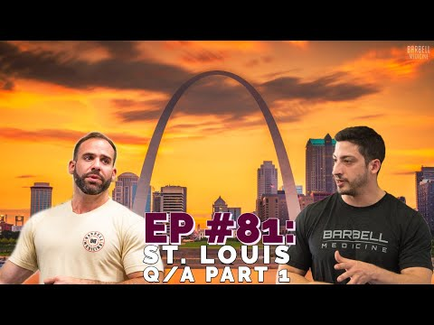 2019 St. Louis Q/A Part 1: Training Sensitivity, More Pain Science, and How to Press Big Weights!