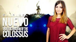 El Pixel: Nuevo vídeo de Shadow of the Colossus