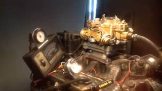 Ernie Rochester qjet Buick carb
