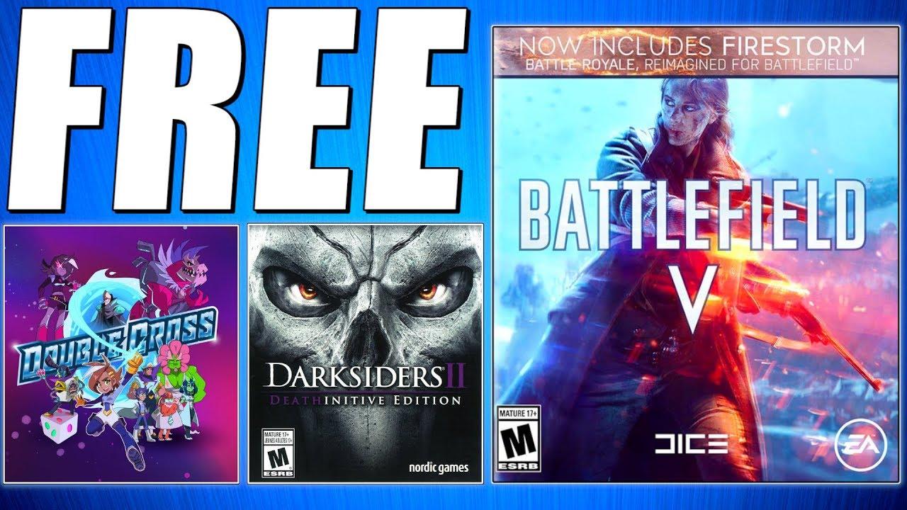 6 FREE Games - BLACK FRIDAY Deals - BATTLEFIELD 6 Release ...