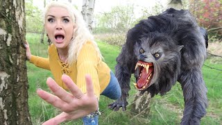Chased By A Werewolf On Holiday!!