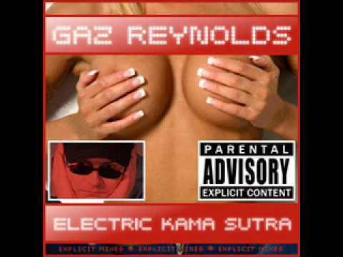 GAZ REYNOLDS - ELECTRIC KAMA SUTRA- DOWNLOAD ON ITUNES