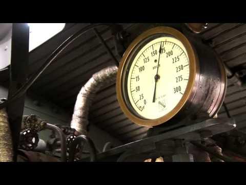 Operating a Steam Locomotive