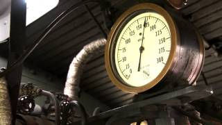 Operating a Steam Locomotive